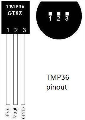 tmp36-pinout
