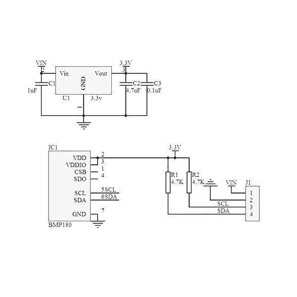 bmp180 module