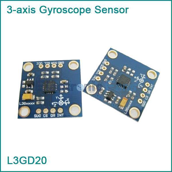 wemos mini and l3gd20 sensor   esp8266 learning